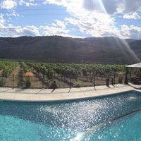 Photo taken at Black Hills Estate Winery by Jason K. on 7/29/2015