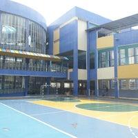 Photo taken at Centro Educacional Adalberto Valle by Risonaldo J. on 5/28/2013