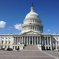 Photo taken at U.S. Senate by Nicholas D. on 3/7/2013