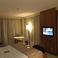 Photo taken at Hotel Golden Tulip Regente by Saude S. on 12/21/2014