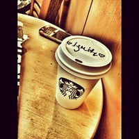 Photo taken at Starbucks by dénnis *. on 10/12/2012