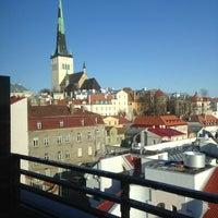 Photo taken at Kalev Spa Hotell & Veekeskus by Дмитрий С. on 4/9/2013