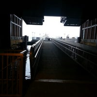 Photo taken at Battery Maritime Building by Andrea O. on 12/17/2012