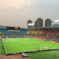 Photo taken at Workers Stadium by chrissc921 on 6/11/2013