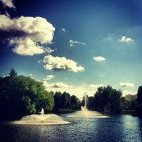 Das Foto wurde bei Воронцовский парк von Irina G. am 5/29/2013 aufgenommen