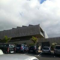 Photo taken at Piscina Municipal La Quinta by Ada H. on 7/22/2014