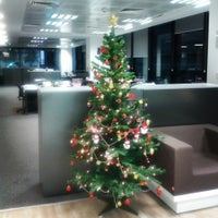 Photo taken at Randstad by Gozde D. on 12/17/2013