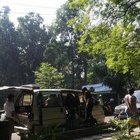 Photo taken at Taman Kencana by Vicky H. on 6/8/2014