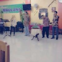"Photo taken at Resto ""Maulana"" by Achmad P. on 1/24/2014"