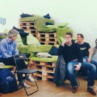 Photo taken at Berlin Startup Consulting by Darius M. on 5/5/2014