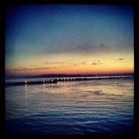 Photo taken at Port of Heraklion by Renia P. on 4/28/2013