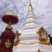 Photo taken at วัดบ้านเหล่า จ.แพร่ by Browniz 4. on 6/6/2014