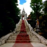 Photo taken at Wat Prathat Cho Hae by Browniz 4. on 6/19/2013