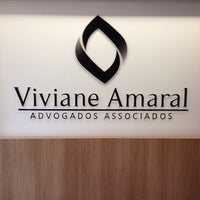 Photo taken at Viviane Amaral Advocacia e Consultoria by Victor S. on 12/10/2013