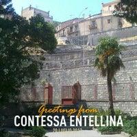 Photo taken at contessa entellina by Ino B. on 7/20/2013