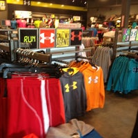 Photo taken at Under Armour by Eric F. on 8/20/2013