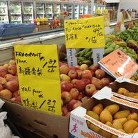 Photo taken at Sunrise Supermarket by Eric F. on 8/9/2013