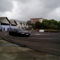 Photo taken at Raymond Drifting Track. by GB L. on 6/19/2014