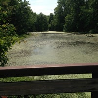 Photo taken at Howell Wetlands by Anna F. on 5/27/2013