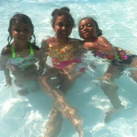 Photo taken at Mcnair Park Aquatic Pool by Brandy G. on 6/25/2013