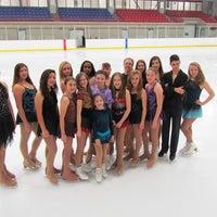 Photo taken at Skate Canada Pickering Skating Club by John C. on 8/23/2015
