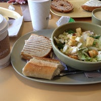 Photo taken at Panera Bread by James S. on 10/10/2012