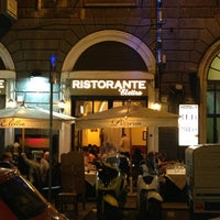 Photo taken at Ristorante Elettra by Yulya on 6/14/2013