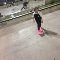 Photo taken at House Park Skatepark by Samantha G. on 8/13/2014