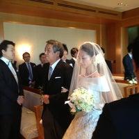 Photo taken at The Ritz-Carlton Tokyo by Akko on 11/4/2012