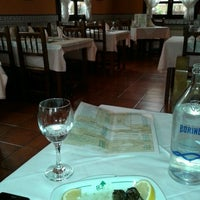 Photo taken at Restaurante Libanés Byblos by Christian M. on 5/15/2013