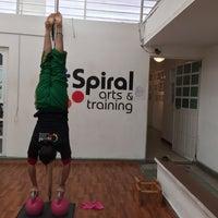 Foto tirada no(a) Spiral Arts&training por Gym Sport R. em 6/28/2016