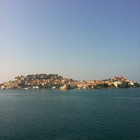 Photo taken at Isola d'Elba by Ecaterina S. on 7/26/2013