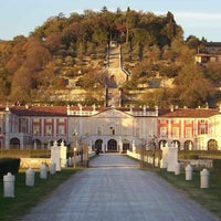 Photo taken at Villa Fenaroli Palace Hotel by Ecaterina S. on 6/15/2013