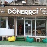 Photo taken at Dönerrci by Yusuf U. on 9/9/2013