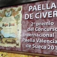 Das Foto wurde bei Marisqueria Civera von Marisquería C. am 4/12/2013 aufgenommen