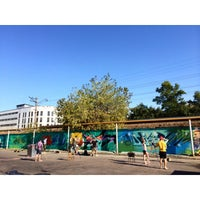 Photo taken at PARK 11 | Art Wall by Ches on 8/3/2014