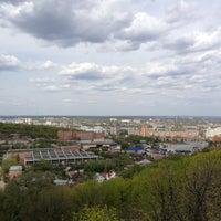 Photo taken at Колесо Обозрения by Юрий К. on 5/5/2013