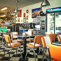 Photo taken at Elephant Diner by MaRmAR on 10/18/2013