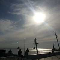 Photo taken at Velarias (Malecón) by Ivonne R. on 7/9/2013