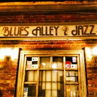 Photo taken at Blues Alley by @DanaTangerine on 6/23/2013