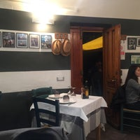 Photo taken at Trattoria dal Billy by Gokhan A. on 11/12/2017