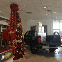 Photo taken at Auffenberg Chevrolet Cadillac by David C. on 12/12/2013