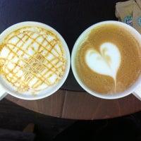 Photo taken at Starbucks by Nico B. on 3/10/2013