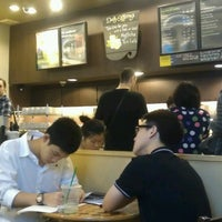 Photo taken at Starbucks by Patrix N. on 2/16/2013