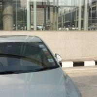 Photo taken at Car Park / Parking (ที่จอดรถ) by Patrix N. on 1/29/2014