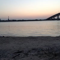 Photo taken at Astrakhan Beach by Рустем С. on 7/15/2013