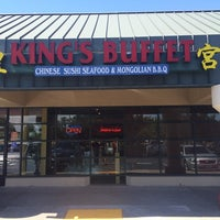 Photo taken at King's Buffet by Garth W. on 7/27/2014