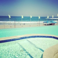 Photo taken at Kahuna Beach Resort & Spa by lxxxi on 2/14/2013