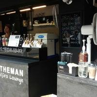 Photo taken at COFFEE THE MAN by Bin L. on 9/9/2013