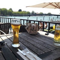 Foto scattata a Rheinterrasse da David B. il 7/21/2013